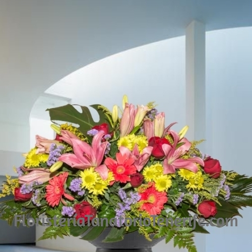 Centro Funerario Flor VariadaTenerife para Tenerife