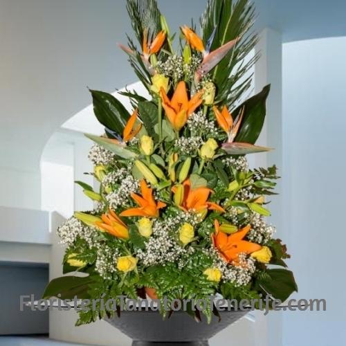 Centro Funerario Lilium y Rosas para Tenerife
