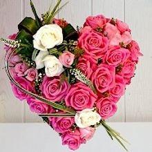 Flores para los tanatorios